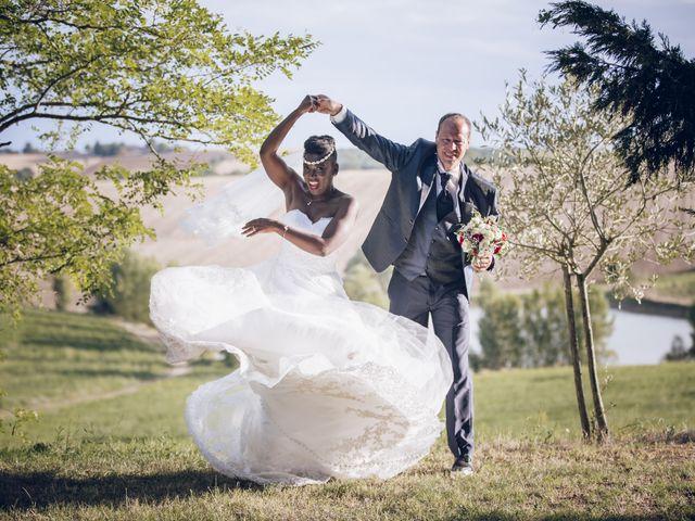 Le mariage de Xavier et Rita à Villeneuve-Tolosane, Haute-Garonne 64