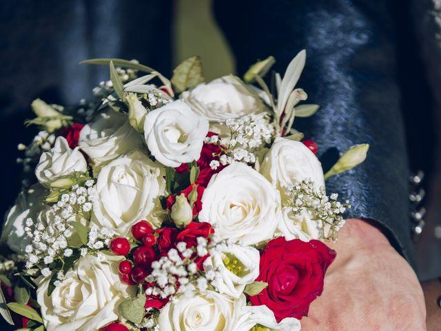 Le mariage de Xavier et Rita à Villeneuve-Tolosane, Haute-Garonne 65