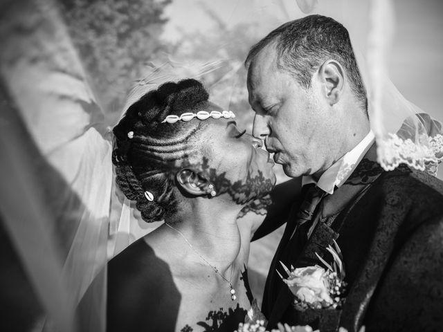 Le mariage de Rita et Xavier