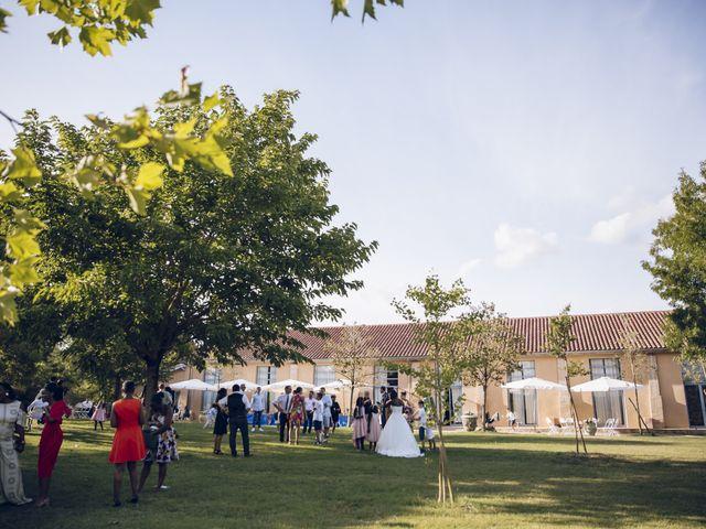 Le mariage de Xavier et Rita à Villeneuve-Tolosane, Haute-Garonne 67