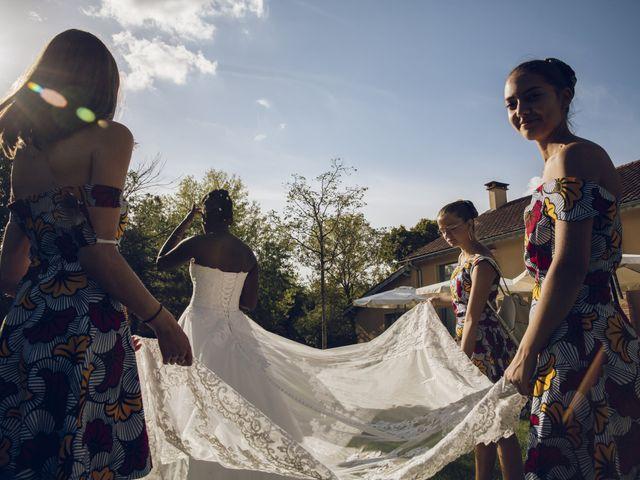 Le mariage de Xavier et Rita à Villeneuve-Tolosane, Haute-Garonne 68