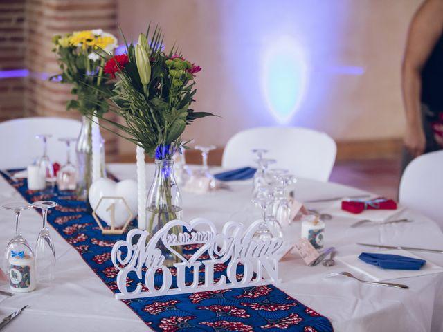 Le mariage de Xavier et Rita à Villeneuve-Tolosane, Haute-Garonne 75