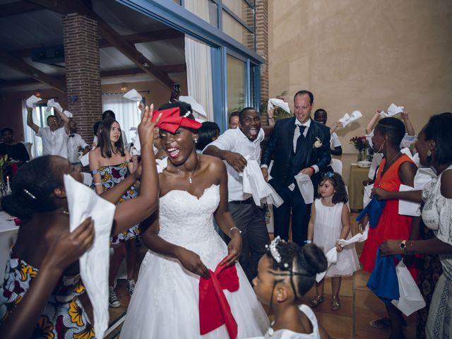 Le mariage de Xavier et Rita à Villeneuve-Tolosane, Haute-Garonne 81