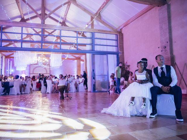 Le mariage de Xavier et Rita à Villeneuve-Tolosane, Haute-Garonne 91