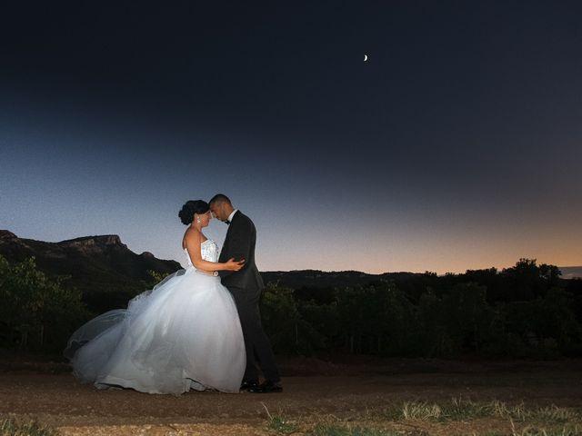 Le mariage de Karima et Kamel