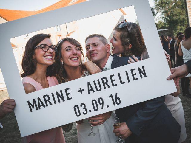 Le mariage de Aurélien et Marine à Orges, Haute-Marne 33