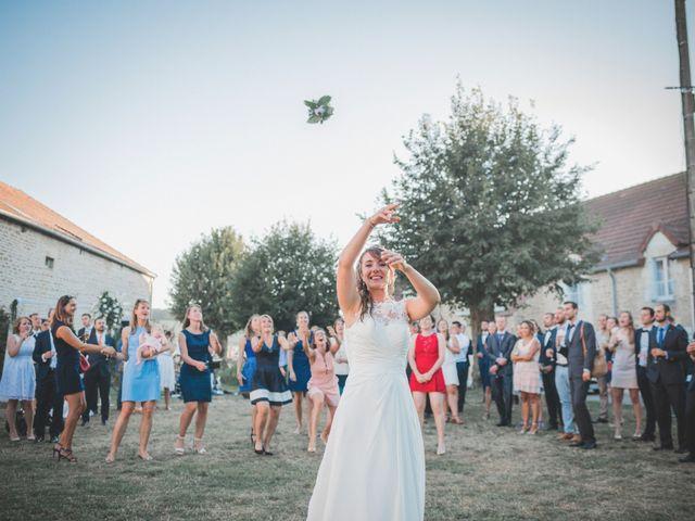 Le mariage de Aurélien et Marine à Orges, Haute-Marne 34