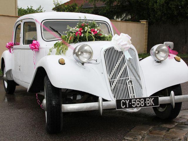 Le mariage de Sandra et Fabrice à Issou, Yvelines 3