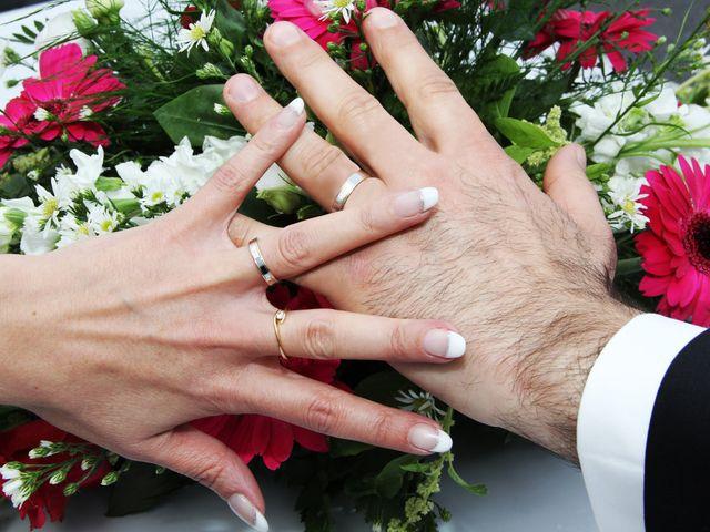 Le mariage de Sandra et Fabrice à Issou, Yvelines 1