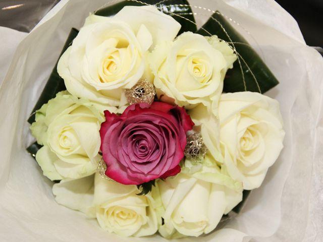 Le mariage de Sandra et Fabrice à Issou, Yvelines 4