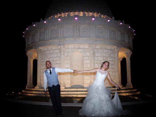 Le mariage de Julien et Aurélie à Muids, Eure 3
