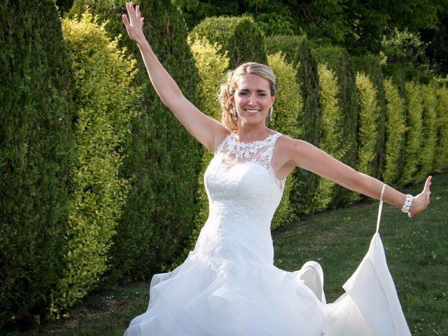 Le mariage de Julien et Aurélie à Muids, Eure 5