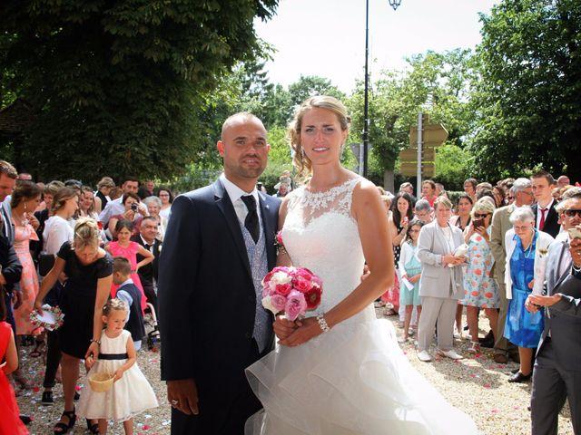 Le mariage de Julien et Aurélie à Muids, Eure 8