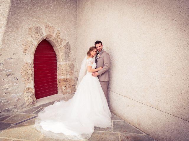 Le mariage de Florian et Laura à Saint-Gervais-les-Bains, Haute-Savoie 1