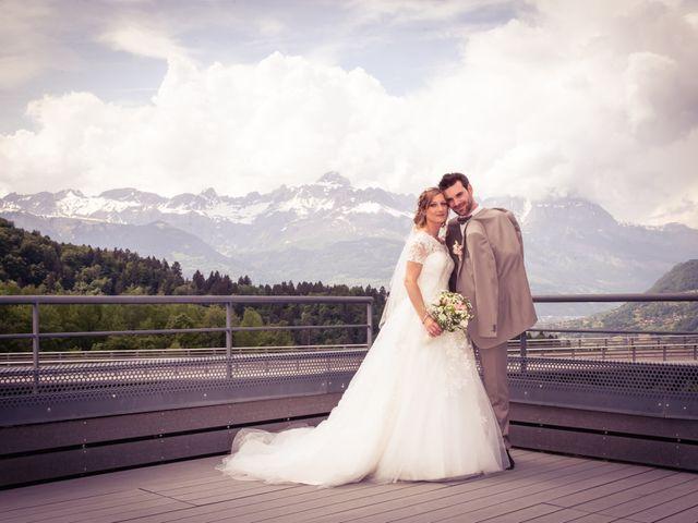 Le mariage de Florian et Laura à Saint-Gervais-les-Bains, Haute-Savoie 2