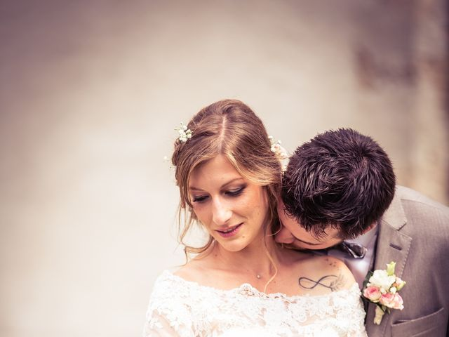 Le mariage de Florian et Laura à Saint-Gervais-les-Bains, Haute-Savoie 6