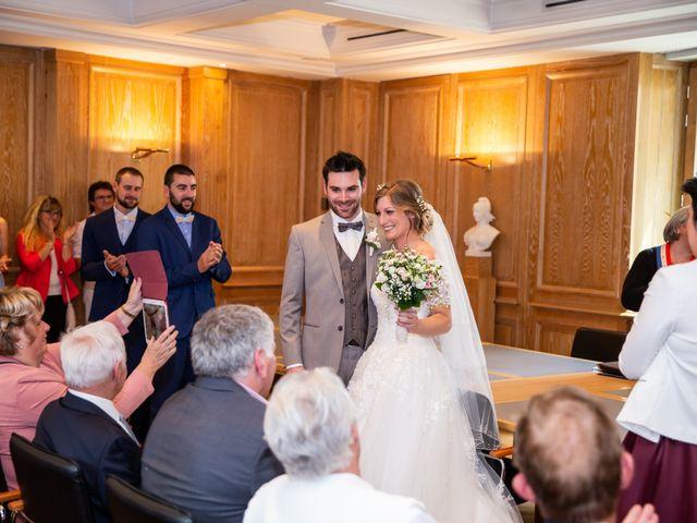 Le mariage de Florian et Laura à Saint-Gervais-les-Bains, Haute-Savoie 23