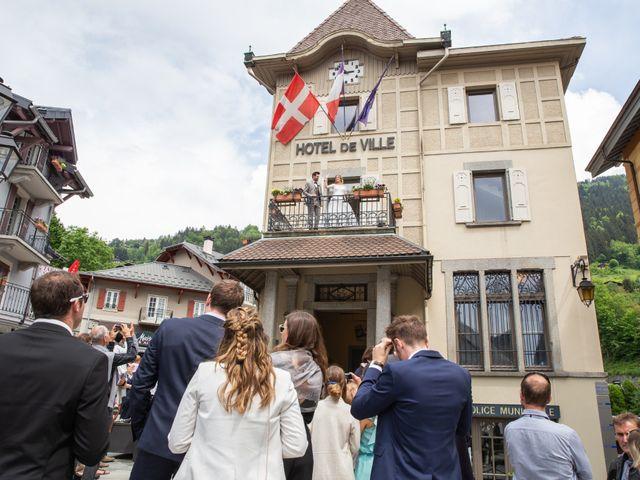 Le mariage de Florian et Laura à Saint-Gervais-les-Bains, Haute-Savoie 25