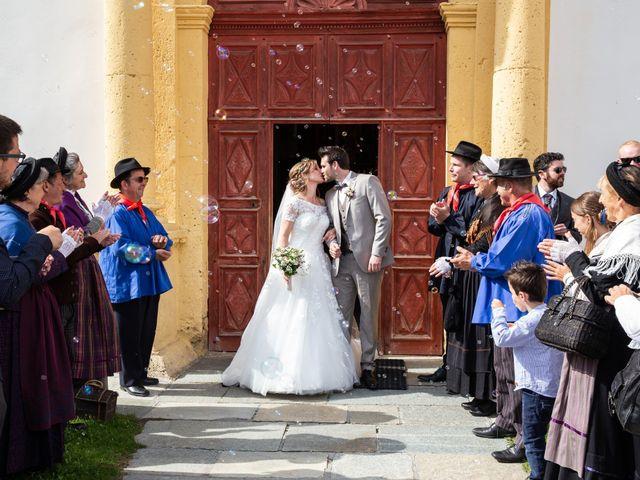 Le mariage de Florian et Laura à Saint-Gervais-les-Bains, Haute-Savoie 26