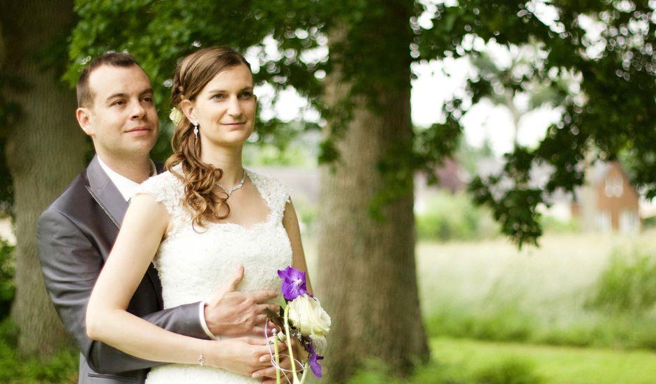 Le mariage de Christophe et Lauriane à Craon, Mayenne