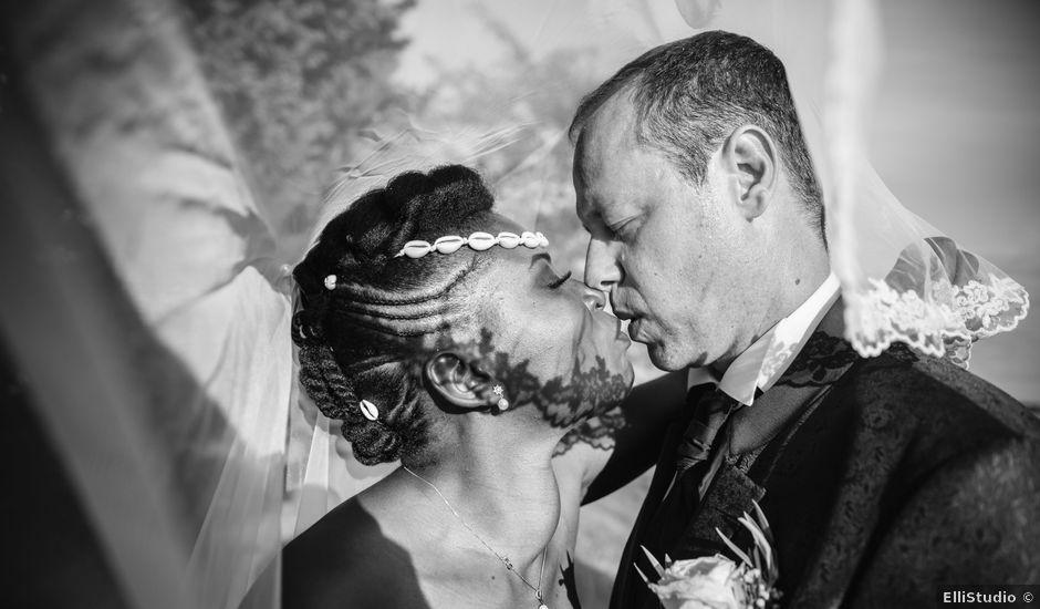 Le mariage de Xavier et Rita à Villeneuve-Tolosane, Haute-Garonne