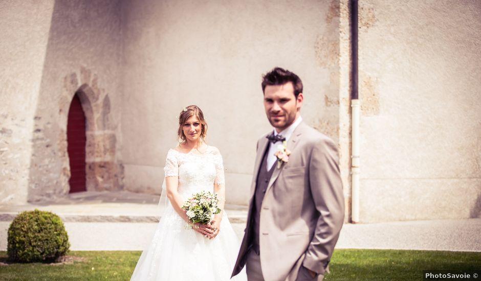 Le mariage de Florian et Laura à Saint-Gervais-les-Bains, Haute-Savoie