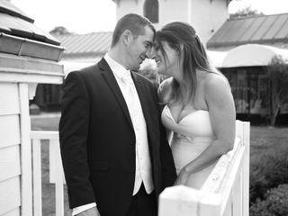 Le mariage de Marie et Steve