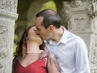 Le mariage de Iulia et Olivier 1
