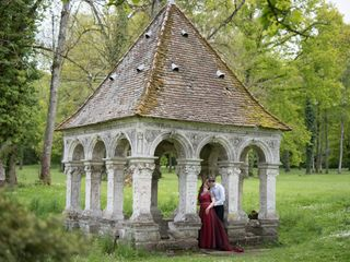 Le mariage de Iulia et Olivier 2
