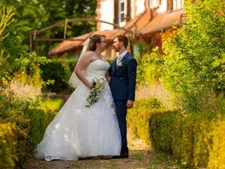 Le mariage de Julia et Clément