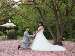Le mariage de Salma et Kévin