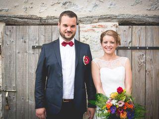 Le mariage de Lucile et Maxime