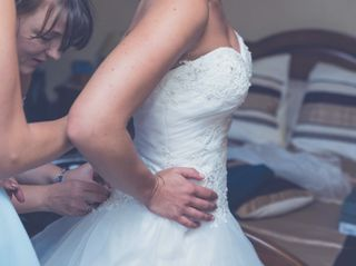 Le mariage de Aline et Steeve 1