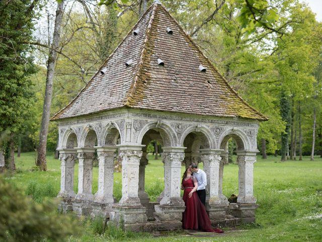 Le mariage de Olivier et Iulia à Flers, Orne 2