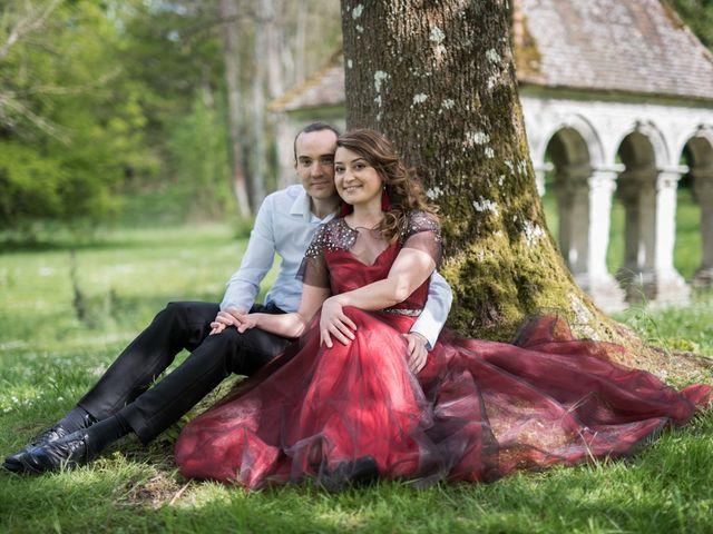Le mariage de Olivier et Iulia à Flers, Orne 5