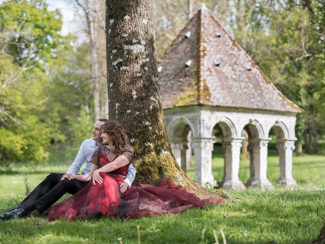 Le mariage de Olivier et Iulia à Flers, Orne 6