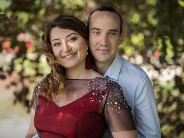 Le mariage de Olivier et Iulia à Flers, Orne 11