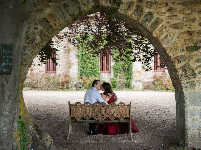 Le mariage de Olivier et Iulia à Flers, Orne 14