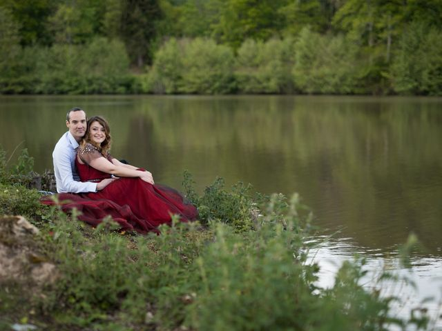 Le mariage de Olivier et Iulia à Flers, Orne 15