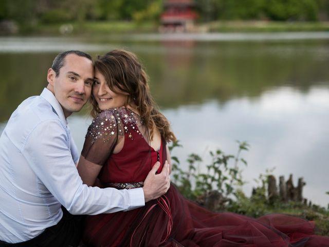 Le mariage de Olivier et Iulia à Flers, Orne 17