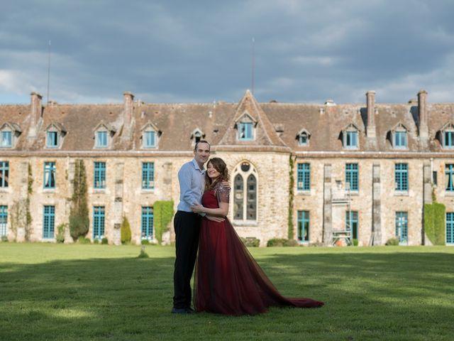 Le mariage de Olivier et Iulia à Flers, Orne 18
