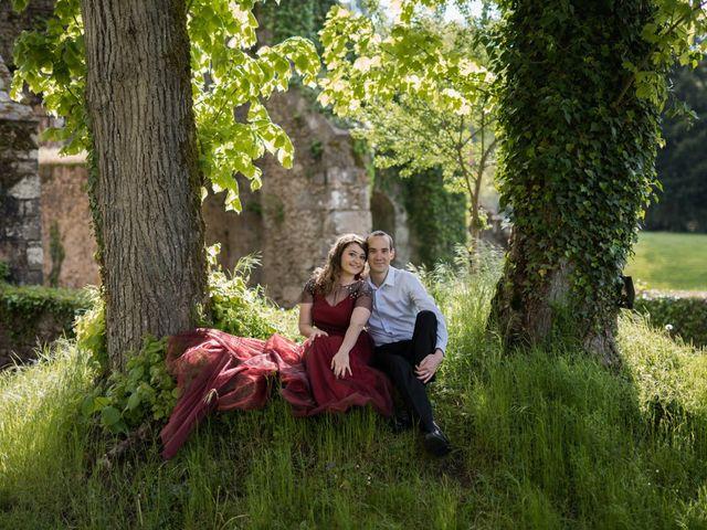 Le mariage de Olivier et Iulia à Flers, Orne 20