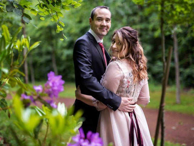 Le mariage de Olivier et Iulia à Flers, Orne 29
