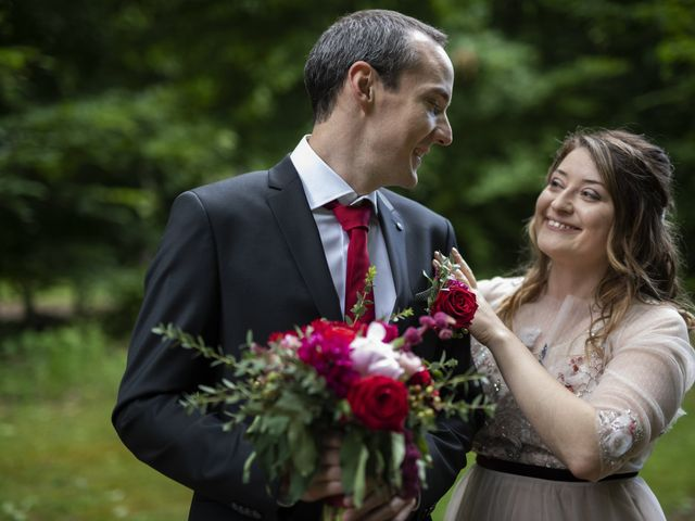 Le mariage de Olivier et Iulia à Flers, Orne 33