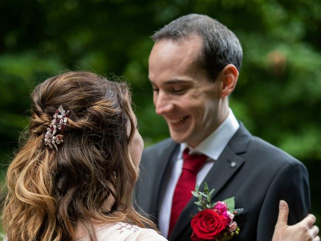 Le mariage de Olivier et Iulia à Flers, Orne 34