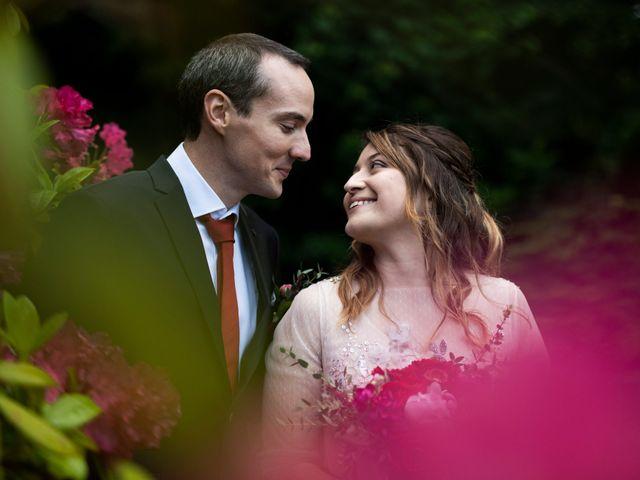 Le mariage de Olivier et Iulia à Flers, Orne 36