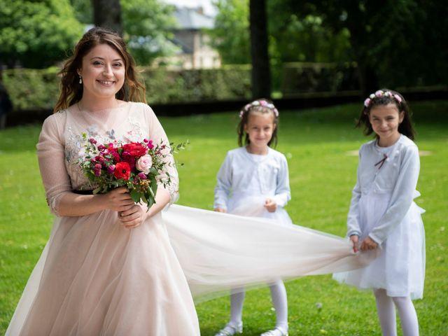 Le mariage de Olivier et Iulia à Flers, Orne 37