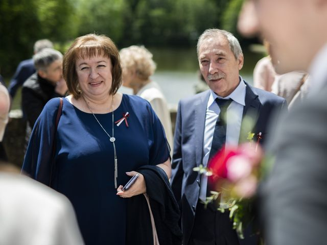Le mariage de Olivier et Iulia à Flers, Orne 40