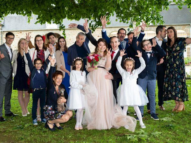 Le mariage de Olivier et Iulia à Flers, Orne 42