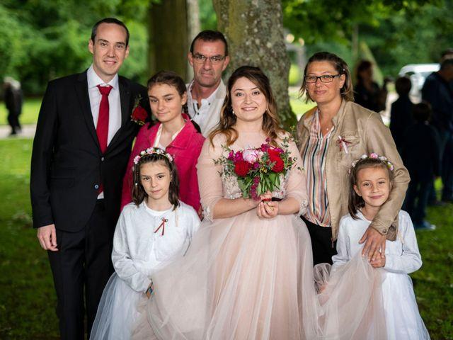 Le mariage de Olivier et Iulia à Flers, Orne 43